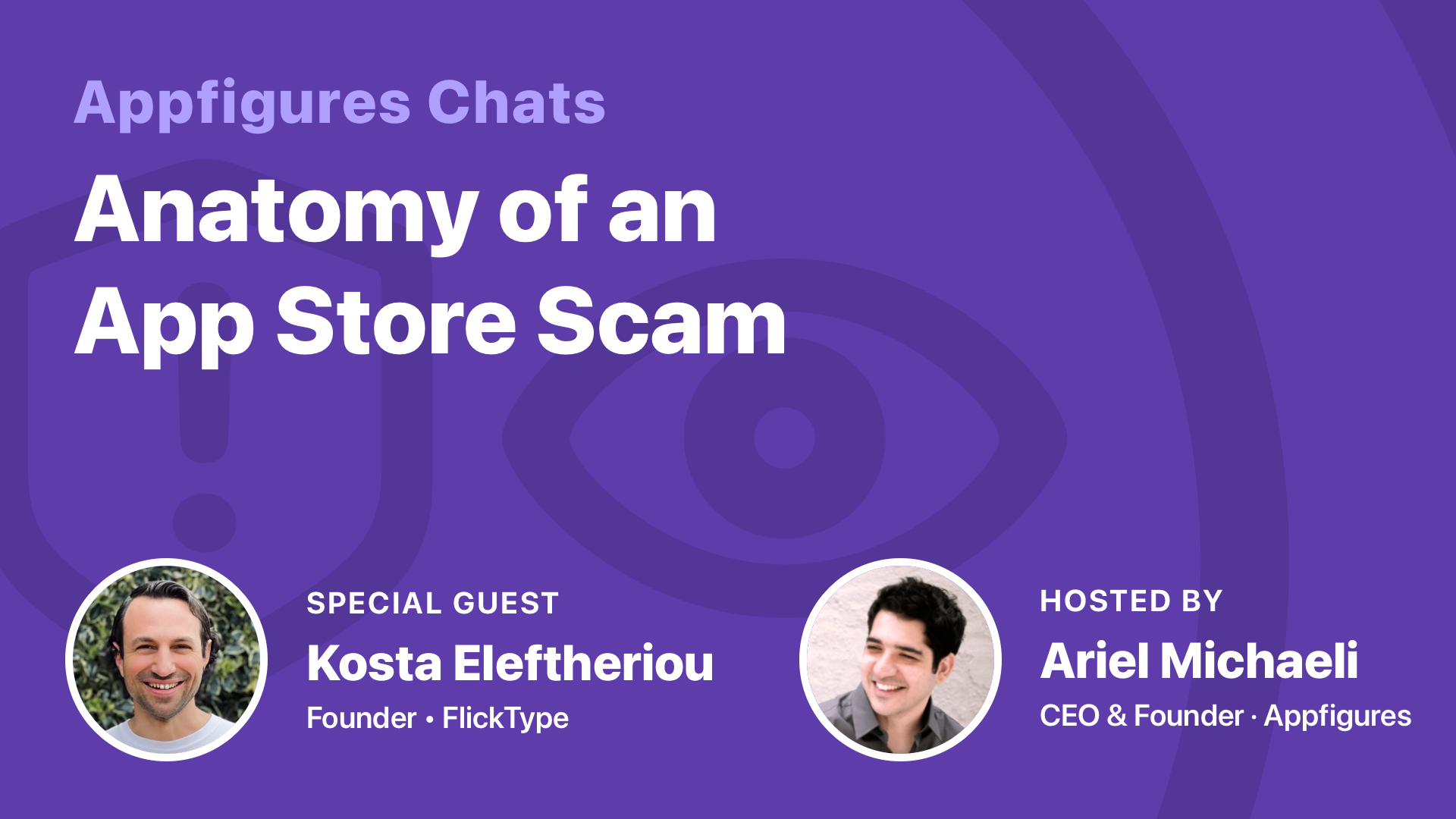�� AF Chats - Anatomy of an App Store Scam with Kosta Eleftherious