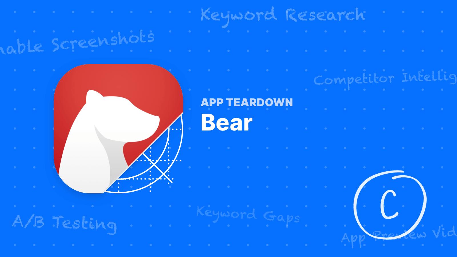 App Teardown - Let's Help Bear Get More Views!