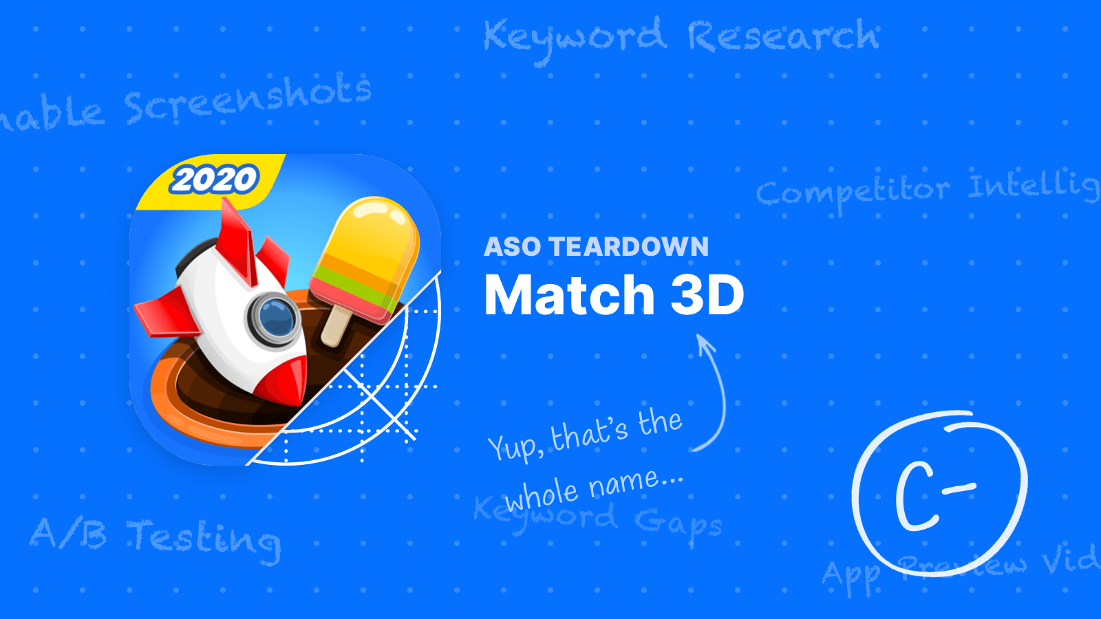 App Teardowns · ASO Tools and Mobile Analytics by Appfigures