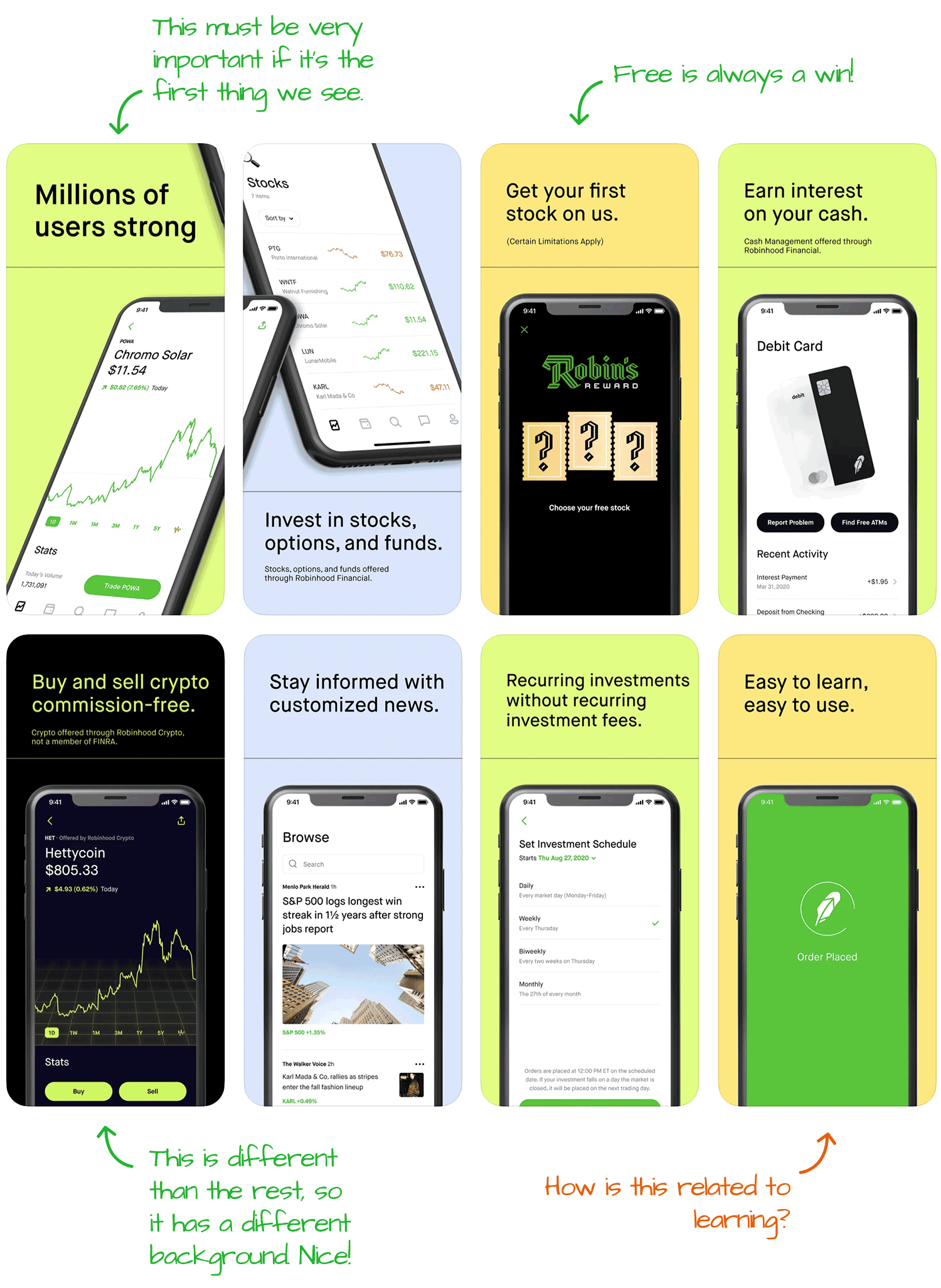 ASO Teardown   Robinhood is Almost There · ASO Tools and App ...