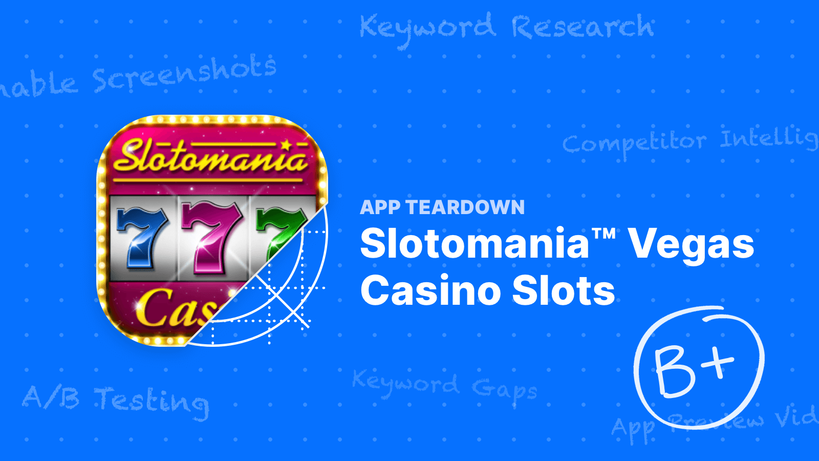 App Teardown: Slotomania™ Knows How to Monetize Every Single Download