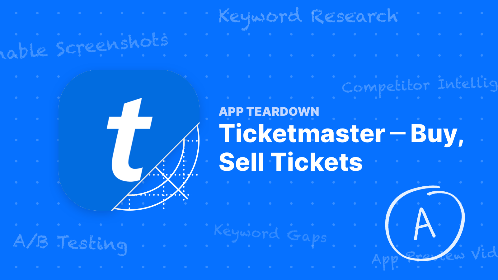App Teardown - What's Ticketmaster Doing to Stay #1?