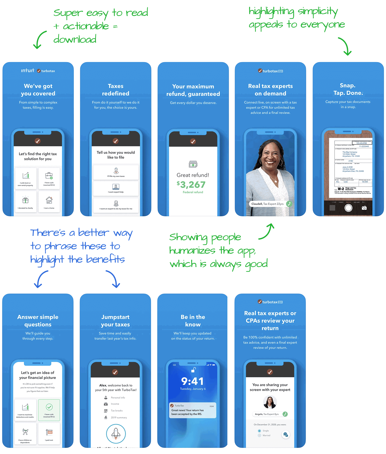 App Teardown – Why TurboTax isn't Getting to #1 with a Million Downloads